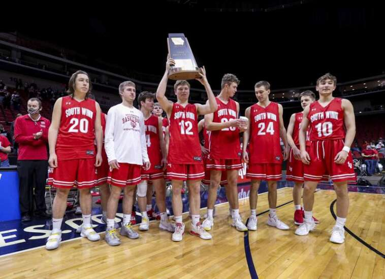 Iowa boys' state basketball notes: Plethora of media timeouts in this year's event