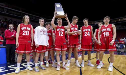 Iowa boys' state basketball notes: Plethora of media timeouts in…