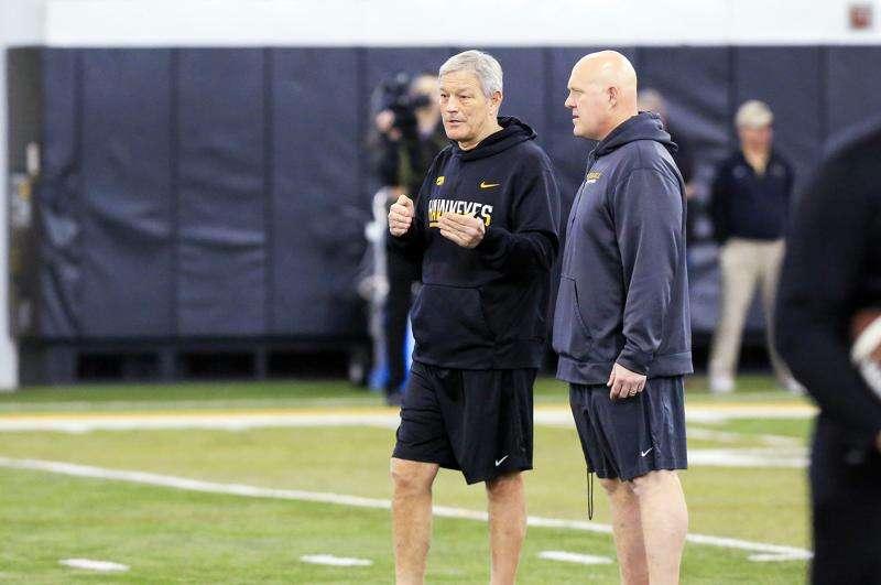 Ex-Iowa strength coach Chris Doyle joins Urban Meyer's Jacksonville Jaguars staff