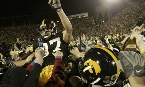 Iowa went from the toilet to the Big Ten title…