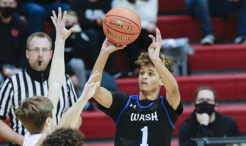 Cedar Rapids Washington rallies to top Waterloo West in boys' basketball substate semifinals