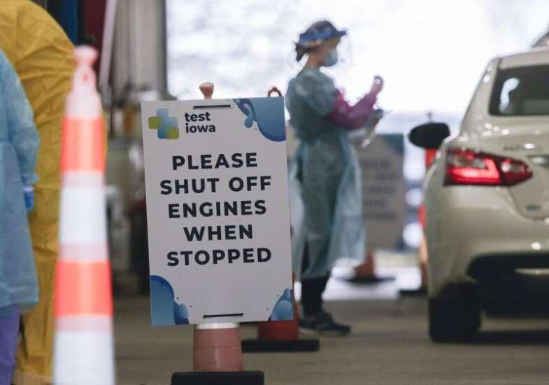 Iowa adds 654 coronavirus cases, 23 deaths on Thursday