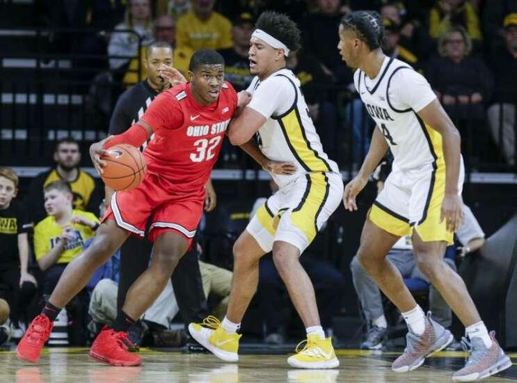 Subs Cordell Pemsl, Bakari Evelyn help Iowa basketball torpedo Ohio State