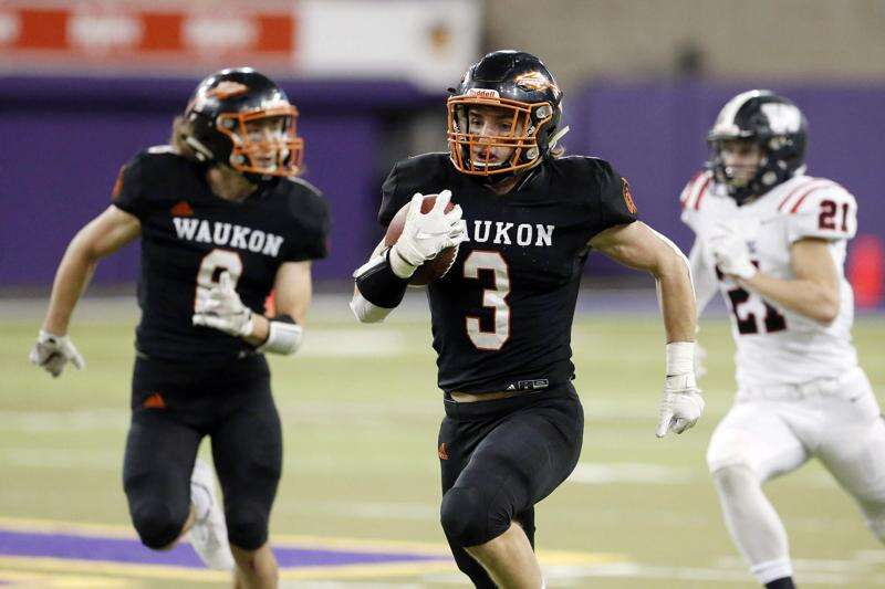 Waukon, now a UNI-Dome regular, seeks another state football championship