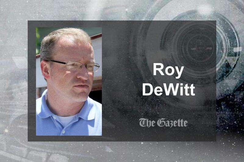 Roy DeWitt sentenced to up to 16 years in prison in hidden camera case