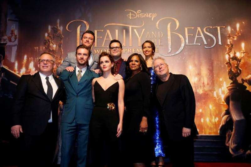 'Beauty and the Beast' smashes box office records with towering $170 million debut