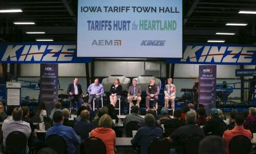 The trade war that Iowa forgot about
