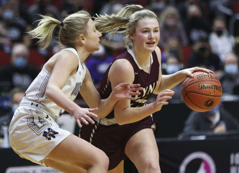 Turnovers, missed shots cost North Linn in girls' state basketball quarterfinal loss