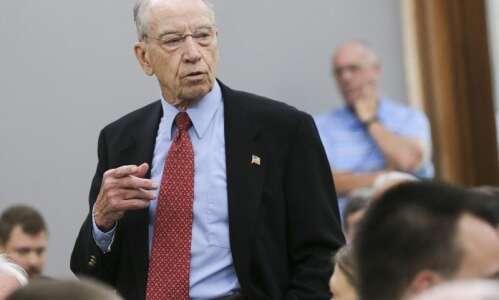 Sen. Chuck Grassley: Democratic effort to federalize elections is 'dead…