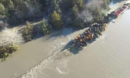 Historic floods hit Nebraska after 'bomb cyclone' storm