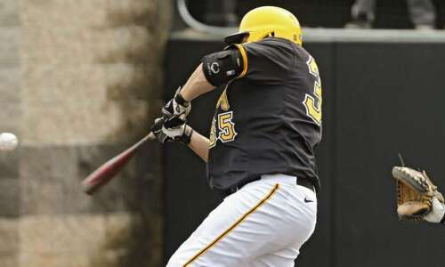 Iowans in pro baseball: Jake Adams latest ex-Hawkeye to get…