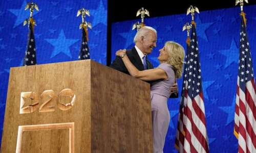 Mostly plaudits from Iowa Democrats for virtual national convention