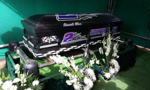 Chandler lived a life devoted to family, work and racing