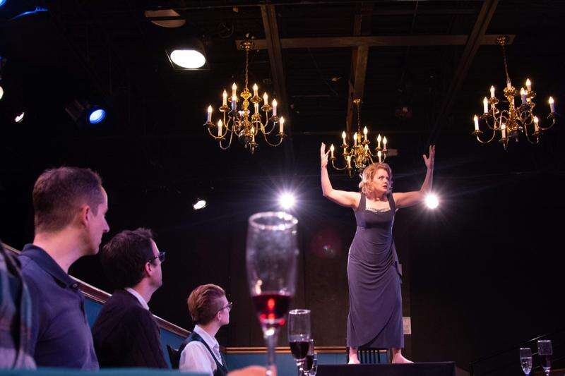 """REVIEW: University of Iowa playwright premieres new play — 'Feast."""""""