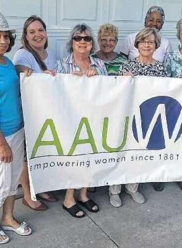AAUW New Board of Directors, Cedar Rapids