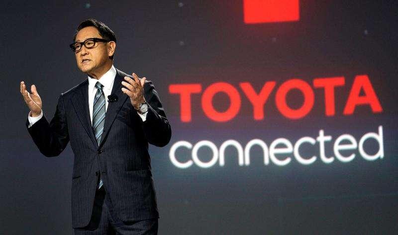 Toyota taps Amazon to join driverless alliance