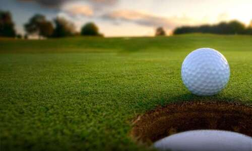 Linn-Mar earns girls' state golf berth