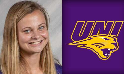 Libby Wedewer making an impact as a freshman for UNI…