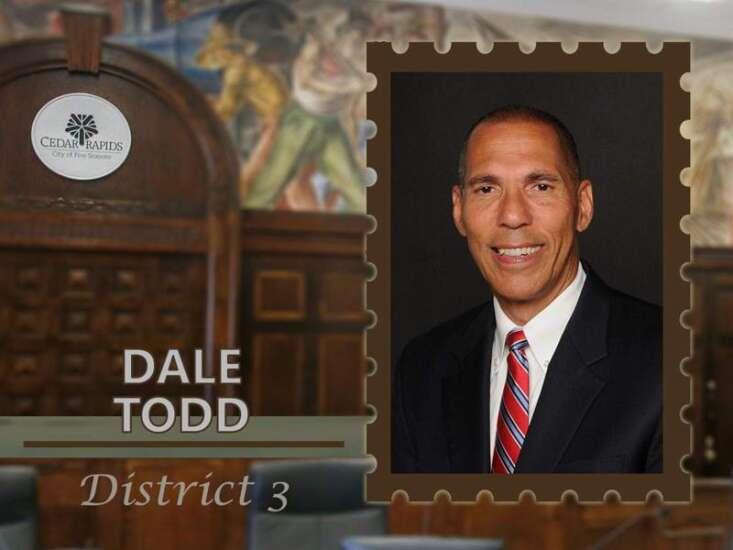 Cedar Rapids City Council endorsements