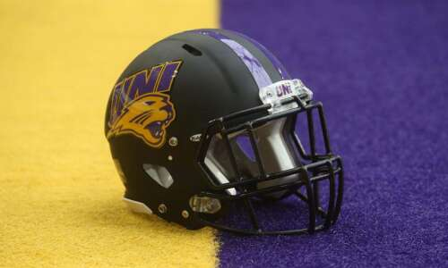 UNI athletics giving enables upgrades, including outdoor football practice field