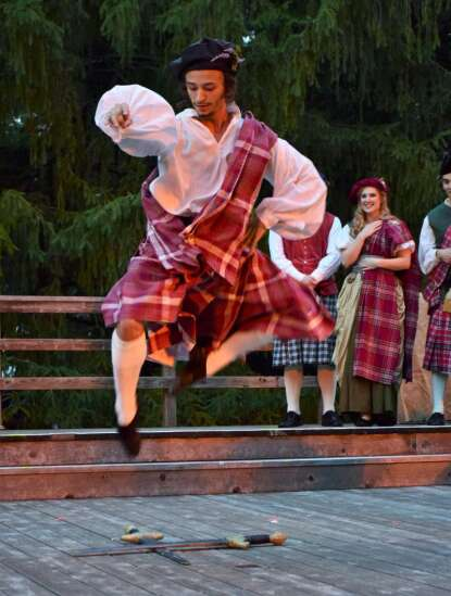 REVIEW: 'Brigadoon' brings light and lively flair to Brucemore stage
