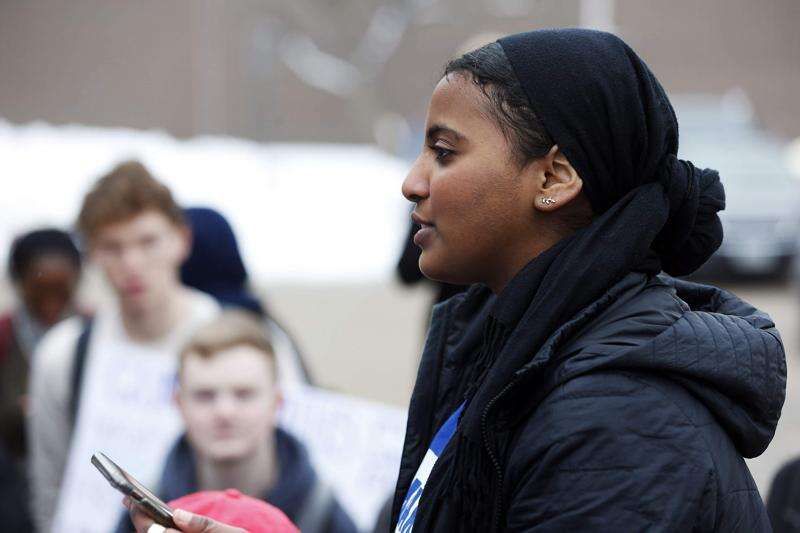 Cedar Rapids students who brought Black Lives Matter demands to school board will not stop fighting for equity
