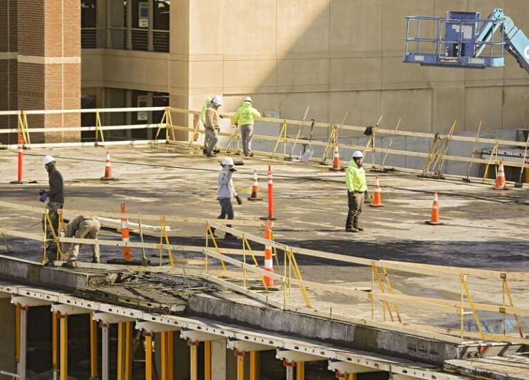Burlington Street to reopen Monday night in Iowa City