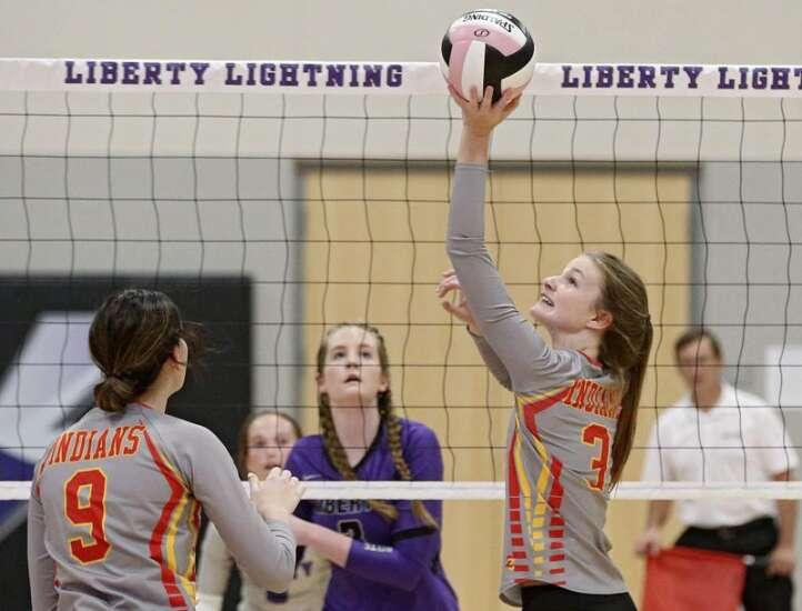 Storm damage forces Cedar Rapids Washington to cancel volleyball tournament