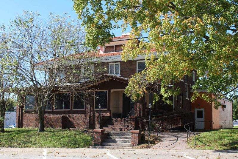 Chamber ends Smouse House restoration efforts