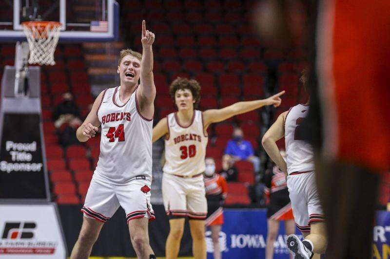 Photos: Western Dubuque vs. Sergeant Bluff-Luton, Iowa Class 3A boys state basketball quarterfinals
