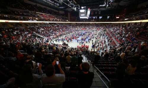 Iowa high school state wrestling finals 2021: Championship results, team…