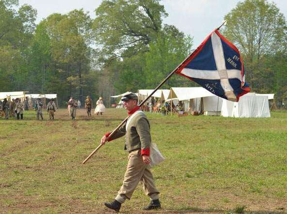 A Trip Back in Time: At the Battle of Shiloh, Iowans held the line