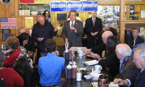 Iowa City diner's popularity as political venue grew out of…