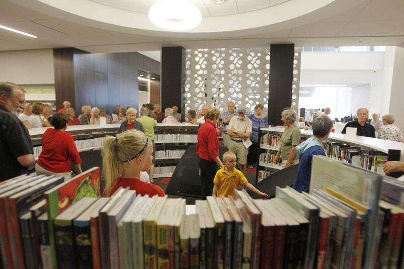 New Cedar Rapids Public Library ready to open