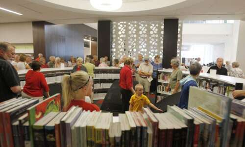 New Cedar Rapids Public Library ready to open