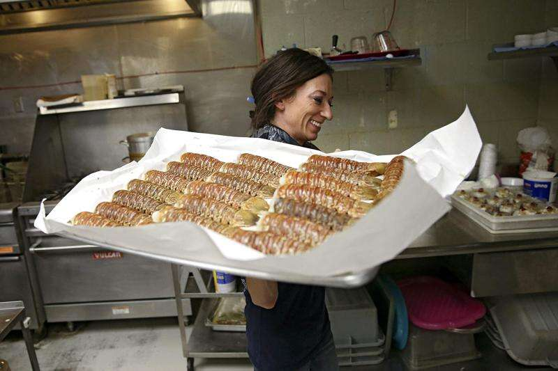 Boston Fish is gone, but Bostons has opened, and The Fish is in the works