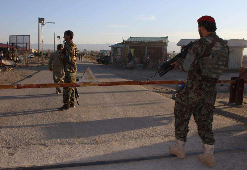 """After 18 years, a """"hasty"""" departure from Afghanistan"""