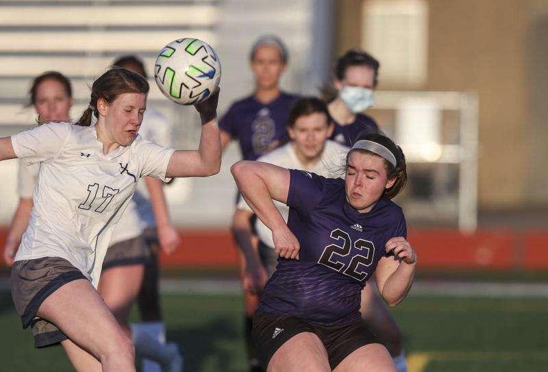 Photos: Girls soccer jamboree