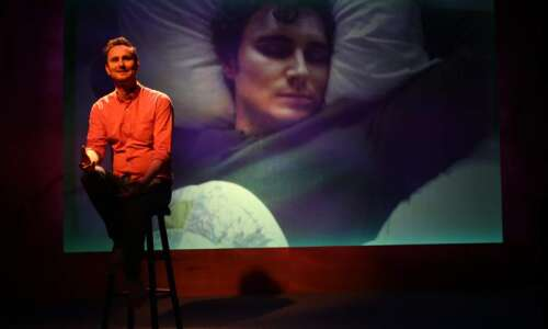 Review: Solo artist finds balance between humor, horror of cancer…