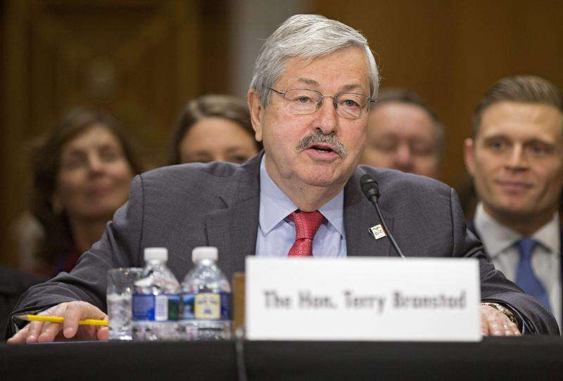 Son says former Iowa Gov. Terry Branstad 'definitely in campaign mode'