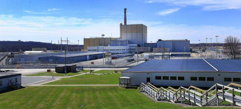 Powering down: Iowa's only nuclear plant nears end