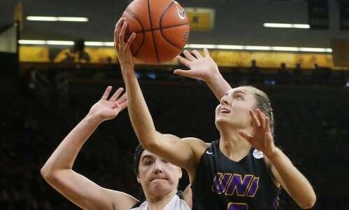 UNI women's basketball picked 3rd in MVC preseason poll