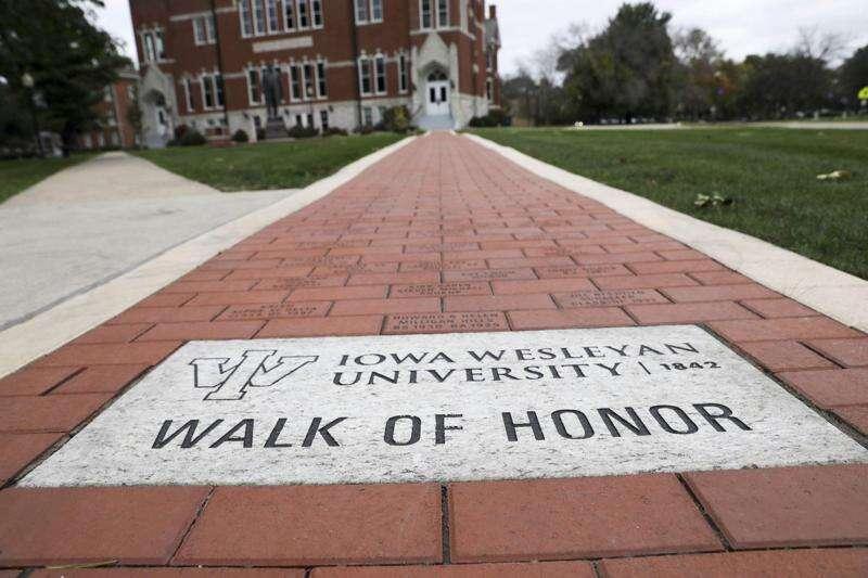 Iowa Wesleyan won't return donor's gift, despite sitting idle for years
