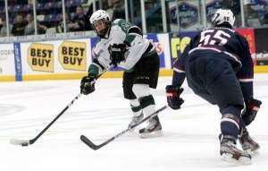 'Disappearing' RoughRiders topple Team USA, 4-1