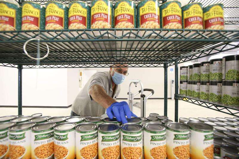 CommUnity Food Bank aims to help Johnson County families with Strike Out Hunger Food Drive