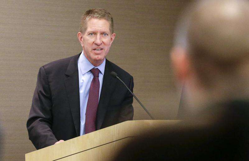 Regents President Rastetter sought 'points of pride' for Leath after negative news