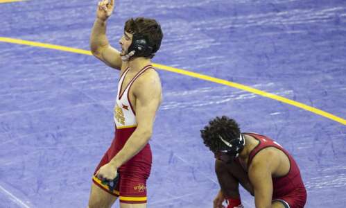 Iowa State wrestling has interesting battles at several weights