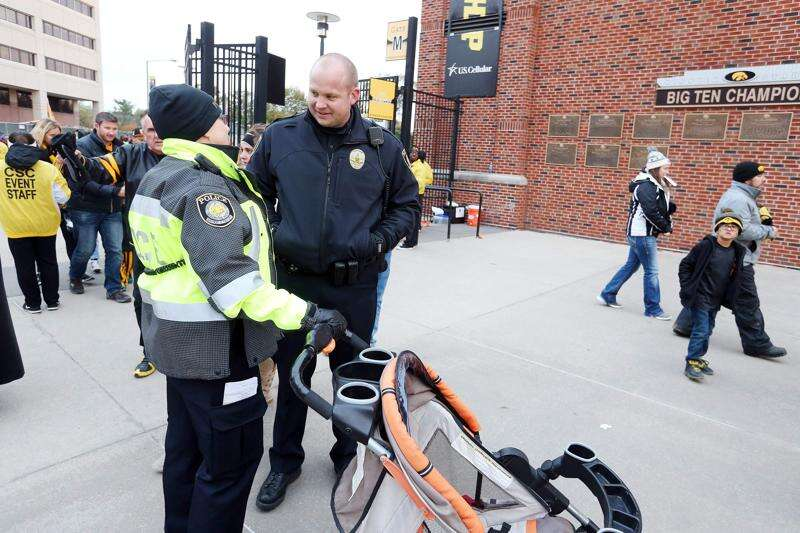 Two law enforcement veterans to lead University of Iowa public safety for now