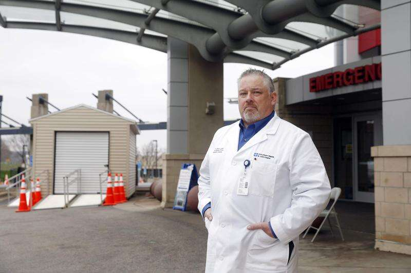 Iowa hospitals fear overwhelming patient surge if coronavirus cases continue to climb