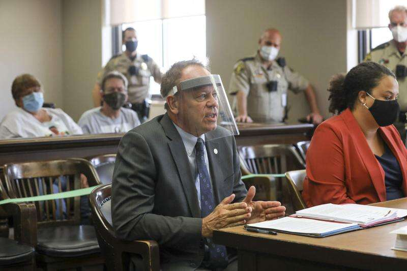 Linn County puts priority on face-to-face court hearings